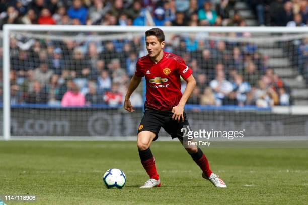 Ander Herrera of Manchester United during the Premier League match between Huddersfield Town and Manchester United at John Smith's Stadium on May 05,...