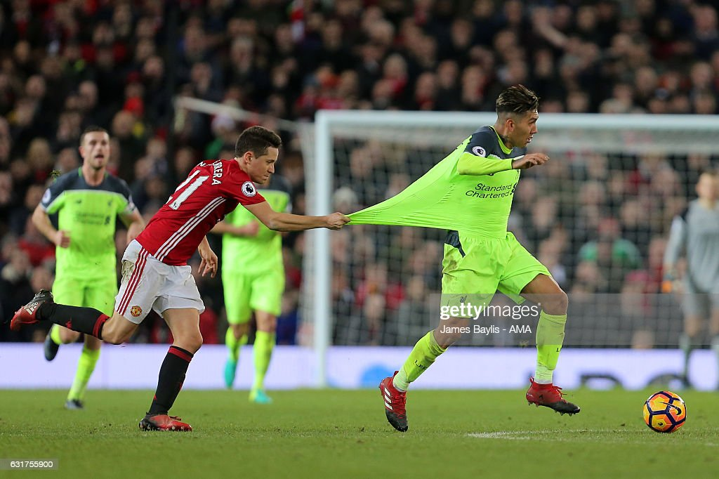 Manchester United v Liverpool - Premier League : ニュース写真