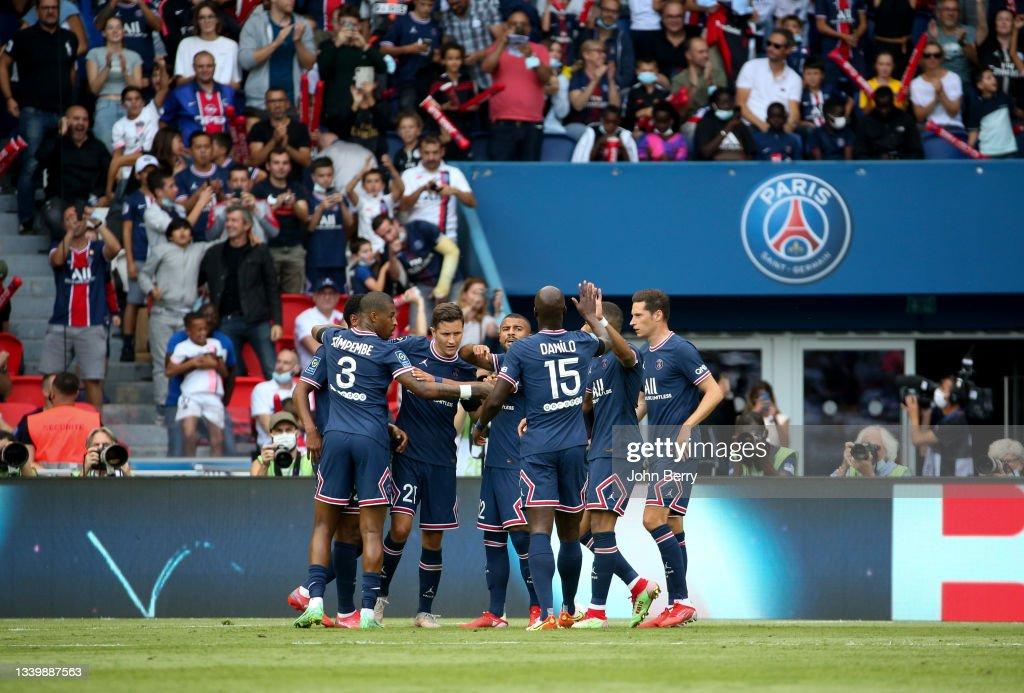 Paris Saint-Germain v Clermont Foot 63 - Ligue 1 : News Photo