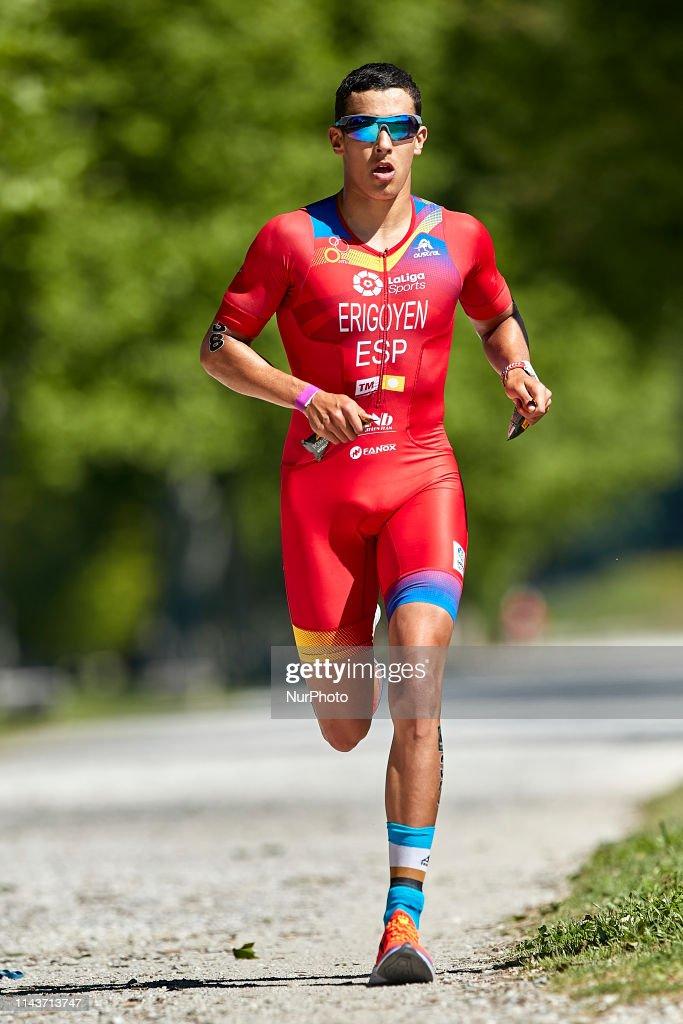 ITU Triatlon World Cup Pontevedra 2019 : News Photo