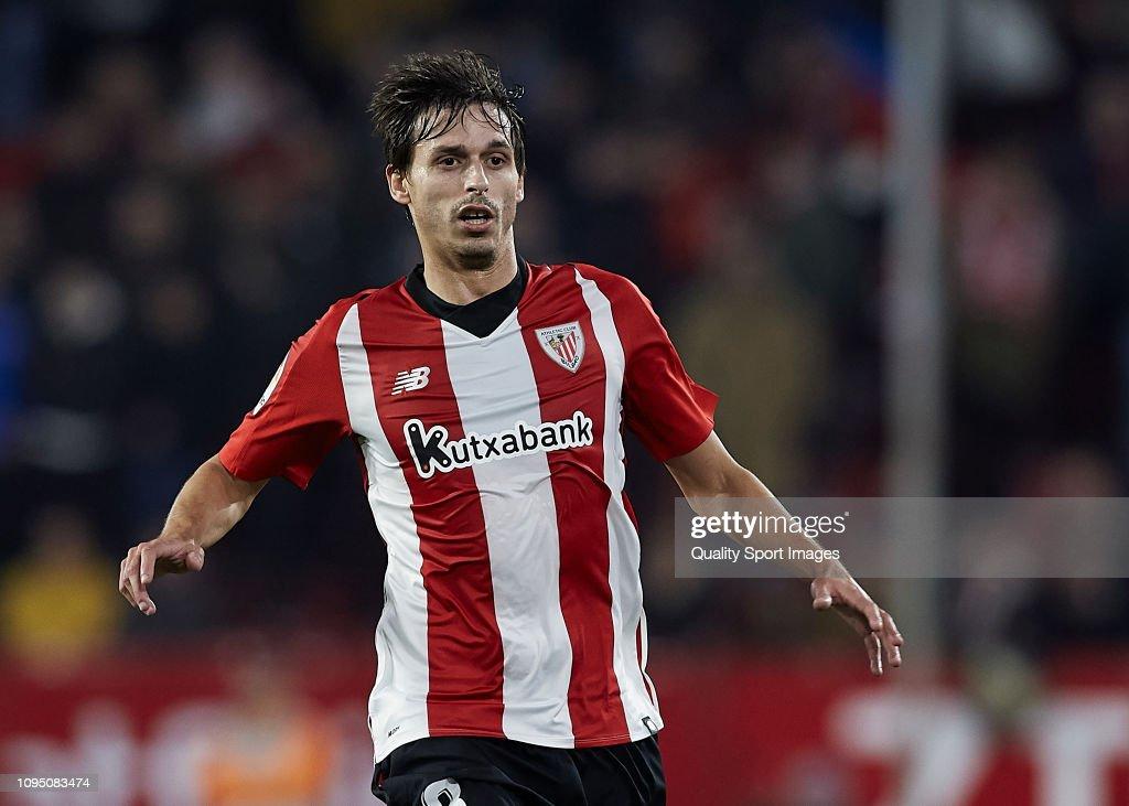 Sevilla v Club Athletic de Bilbao - Copa del Rey Round of 16 : News Photo