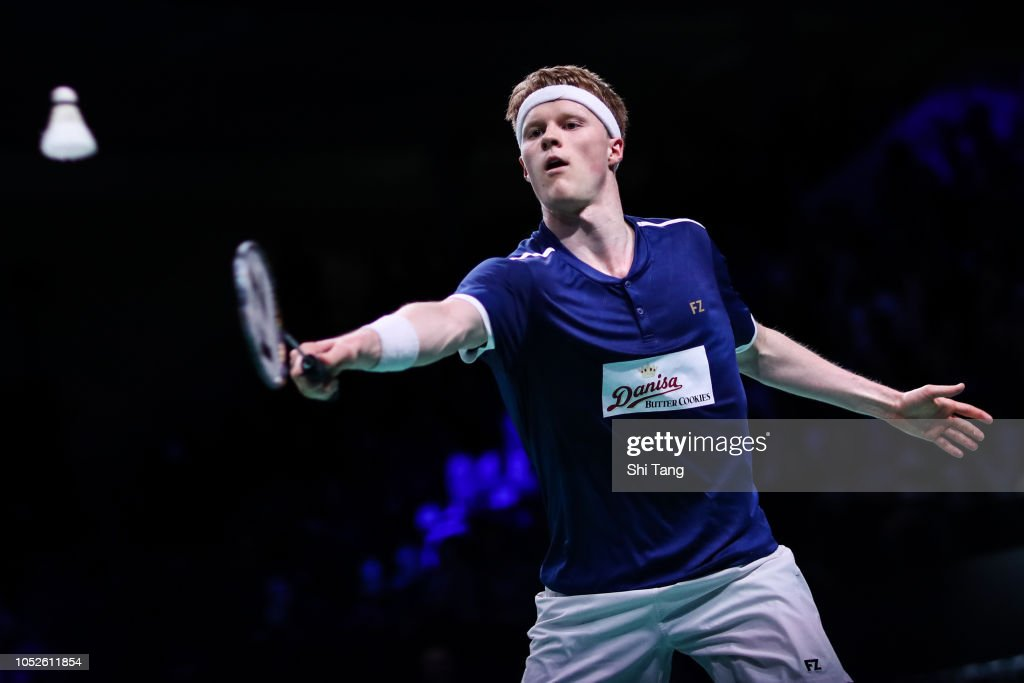 Denmark Open 2018 - Day 4 : News Photo