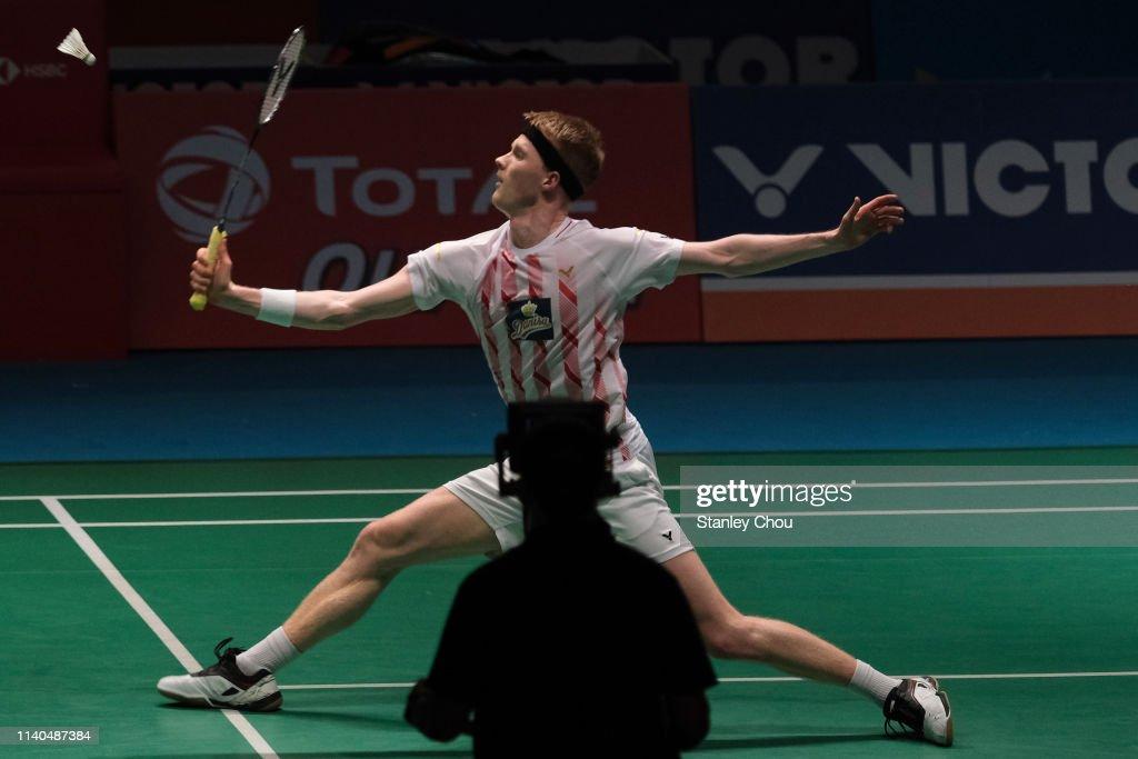 Badminton Malaysia Open - Day 3 : News Photo