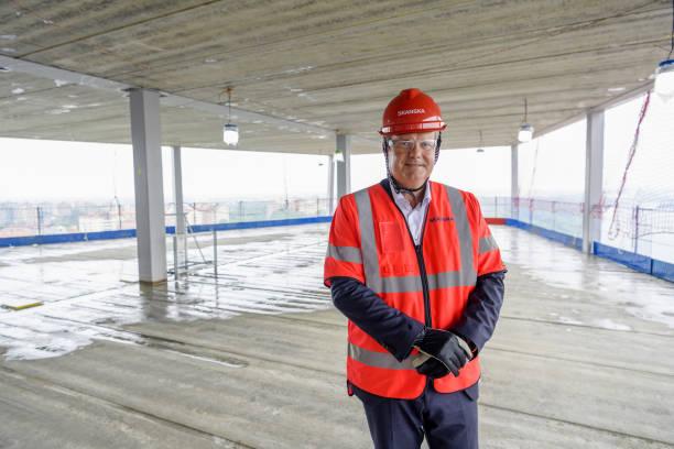 SWE: Skanska AB CEO Anders DanielssonSays Days of Massive Writedowns Are Over