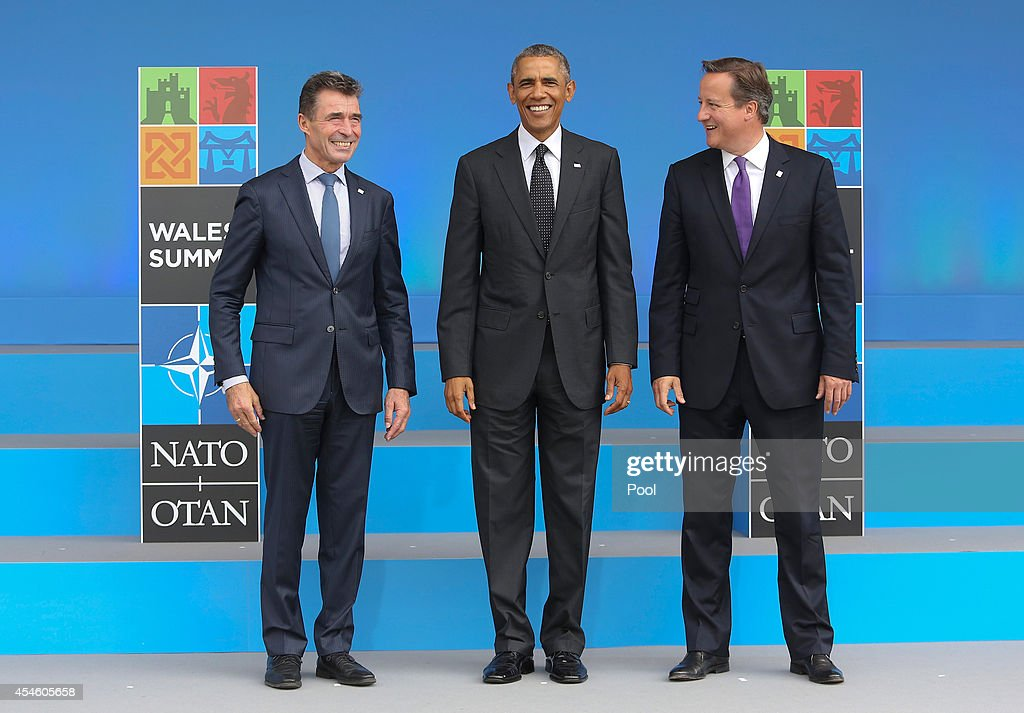 NATO Summit Wales 2014 - Day 1