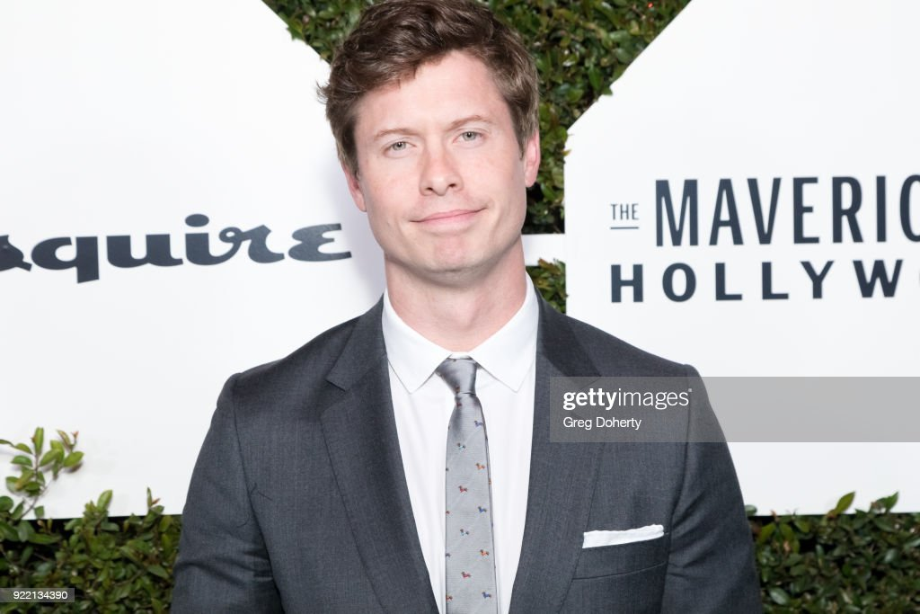 Anders Holm attends Esquire's Annual Maverick's Of Hollywood on February 20, 2018 in Los Angeles, California.