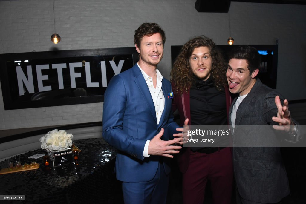 "Premiere Of Netflix's ""Game Over, Man!"" - After Party"