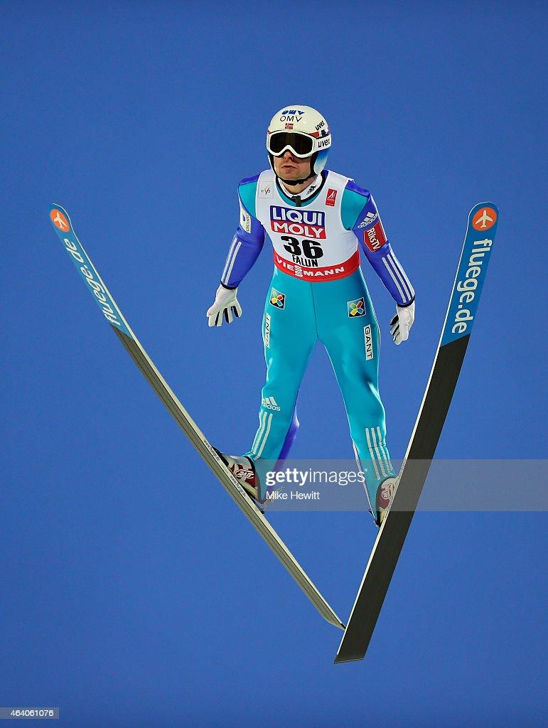Ski Jumping: Men's HS100 - FIS Nordic World Ski Championships