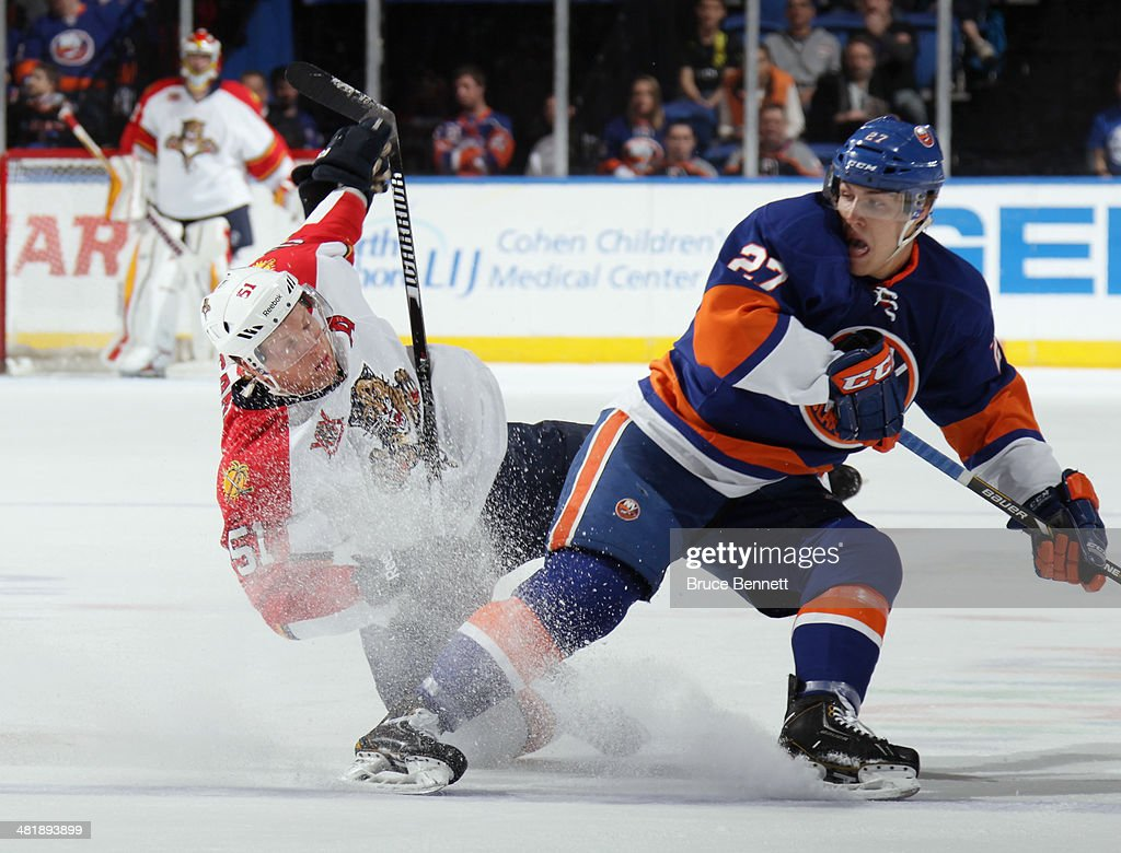 Florida Panthers v New York Islanders : News Photo