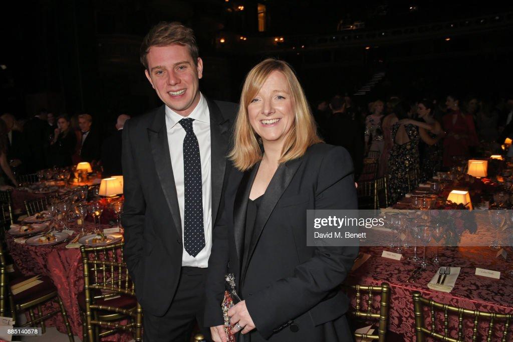 The London Evening Standard Theatre Awards 2017 - Inside Ceremony : ニュース写真