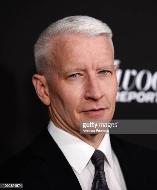 Anderson Cooper arrives at the Sean Penn J/P HRO Gala benefiting the J/P Haitian Relief Organization and a coalition of disaster relief organizations...