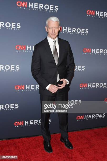 Anderson Cooper attends CNN Heroes 2017 at the American Museum of Natural History on December 17 2017 in New York City 27437_017