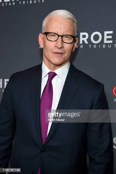 Anderson Cooper attends CNN Heroes at American Museum of Natural History on December 08, 2019 in New York City.