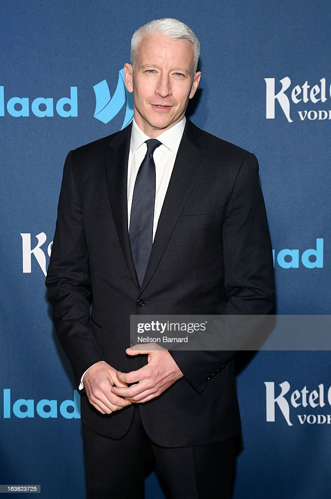 Ketel One Hosts The VIP Red Carpet Suite At The 24th Annual GLAAD Media Awards : Nachrichtenfoto