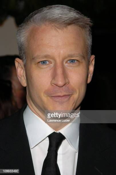 Anderson Cooper during Grand Opening Celebration of Time Warner Center at Time Warner Center in New York City, New York, United States.