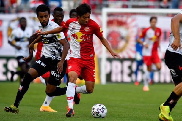 AUT: FC Red Bull Salzburg v CASHPOINT SCR Altach - tipico Bundesliga