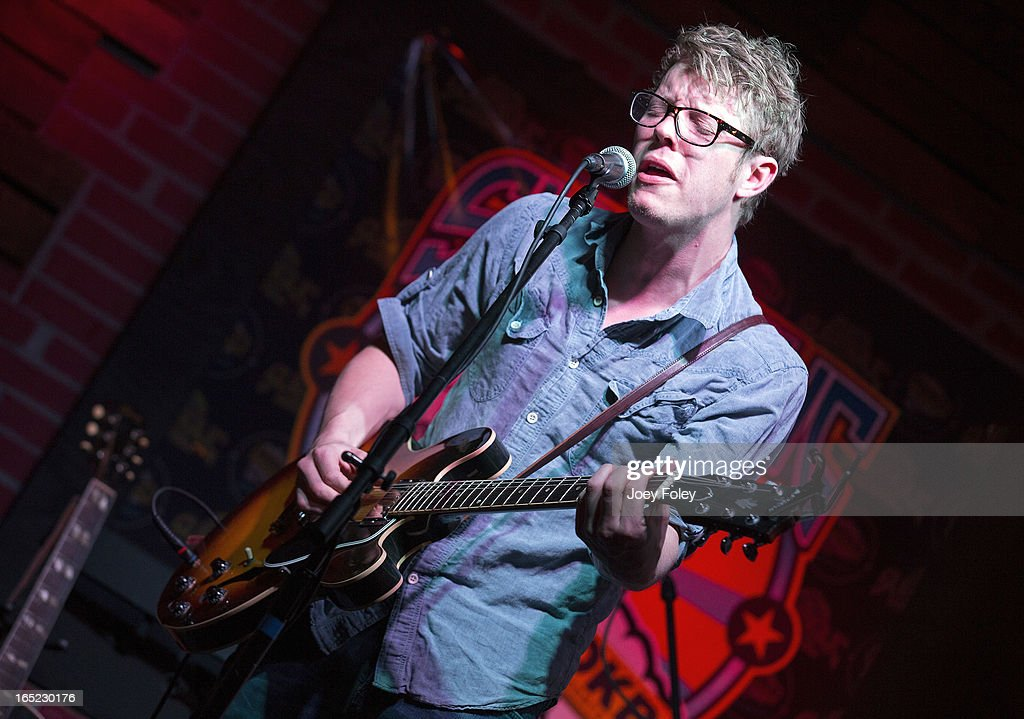 Anderson East performs in concert at Do317 Lounge on March 29, 2013 in Indianapolis, Indiana.