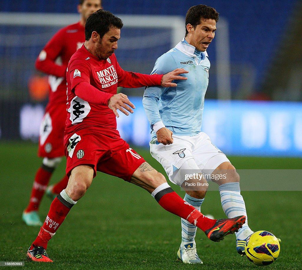 S.S. Lazio v AC Siena - TIM Cup