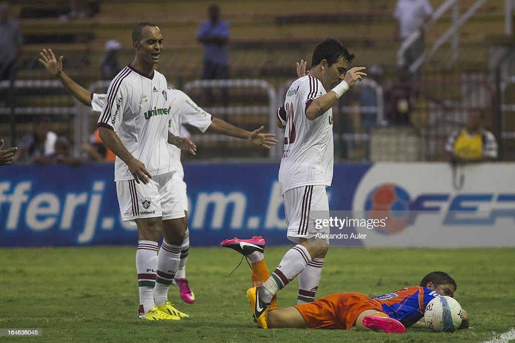 Fluminense v Duque de Caxias - Carioca Championship 2013