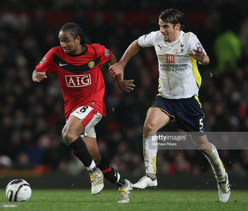 Manchester United v Tottenham Hotspur - Carling Cup Quarter Final