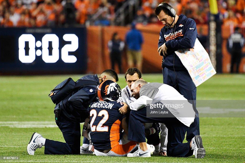 Denver Broncos vs. Houston Texans, NFL Week 7 : News Photo