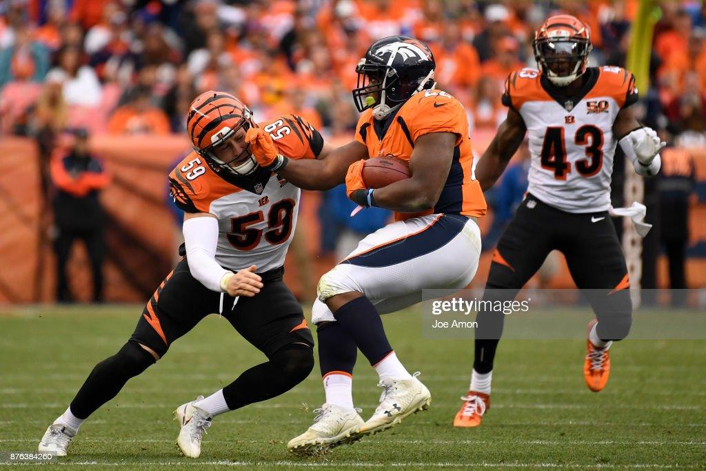 Cincinnati Bengals vDenver Broncos