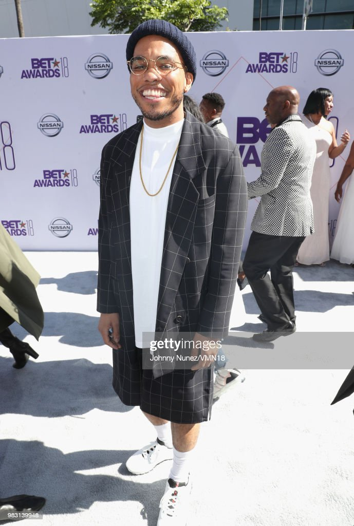 2018 BET Awards - Red Carpet : News Photo