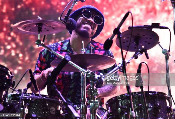 Anderson Paak of Anderson Paak and the Free Nationals performs during FORM Arcosanti 2019 at Arcosanti Urban Laboratory on May 11 2019 in Arcosanti...