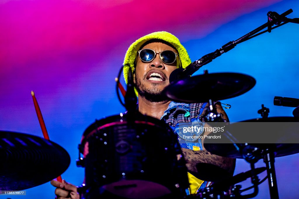 ITA: Anderson Paak & The Free Nationals Perform At Fabrique, Milan
