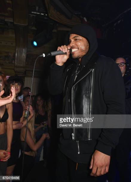 Anderson Paak performs as The Box celebrates its six year anniversary with original Box MC Raven O hosting an allstar show featuring Anderson Paak...