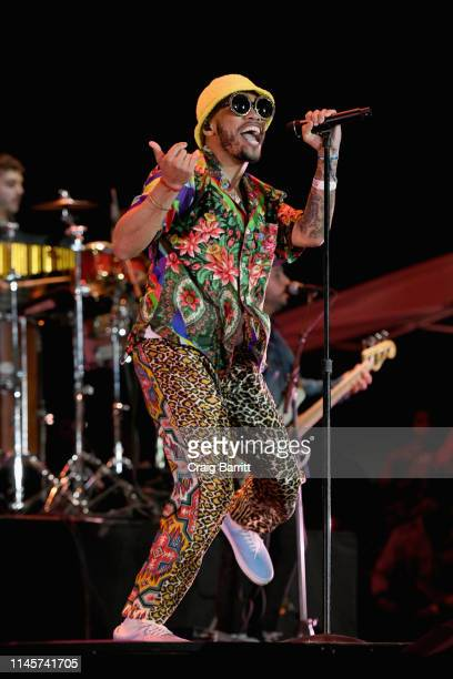 Anderson Paak performs onstage at SOMETHING IN THE WATER Day 3 on April 28 2019 in Virginia Beach City