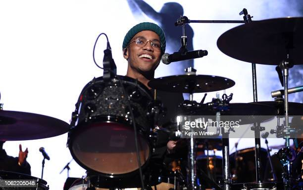 Anderson Paak performs onstage during Mac Miller A Celebration Of Life Concert Benefiting The Launch Of The Mac Miller Circles Fund at The Greek...