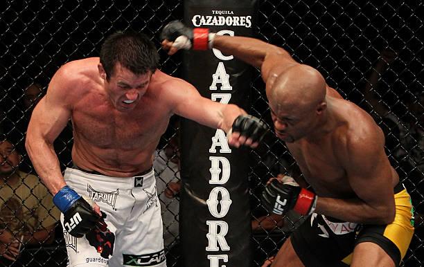 UFC 117: Anderson Silva v Chael Sonnen