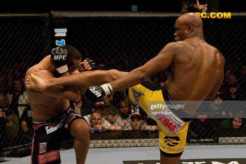 UFC 82 : News Photo