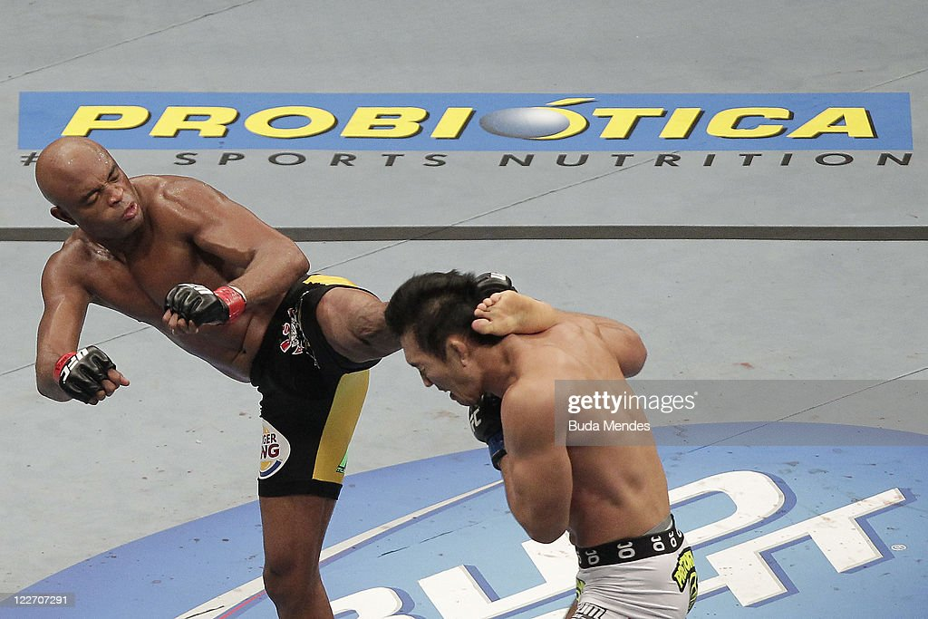UFC 134 - Rio de Janeiro : News Photo