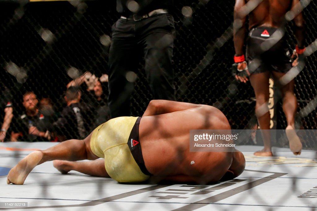 UFC 237: Cannonier v Silva : ニュース写真