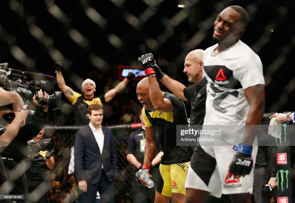 UFC 208: Silva v Brunson : News Photo