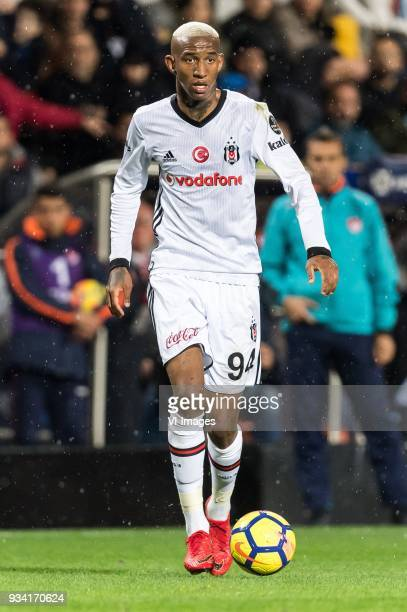 Anderson Souza Conceicao of Besiktas JK during the Turkish Spor Toto Super Lig match between Medipol Basakseshir FK and Besiktas AS at the Basaksehir...