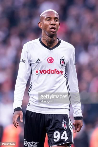 Anderson Souza Conceicao of Besiktas JK during the Turkish Spor Toto Super Lig football match between Besiktas JK and Evkur Yeni Malatyaspor on April...