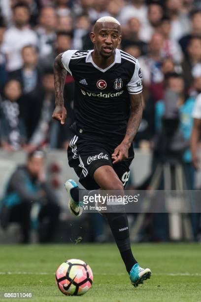 Anderson Souza Conceicao of Besiktas JKduring the Turkish Spor Toto Super Lig football match between Besiktas JK and Kasimpasa AS on May 20 2017 at...