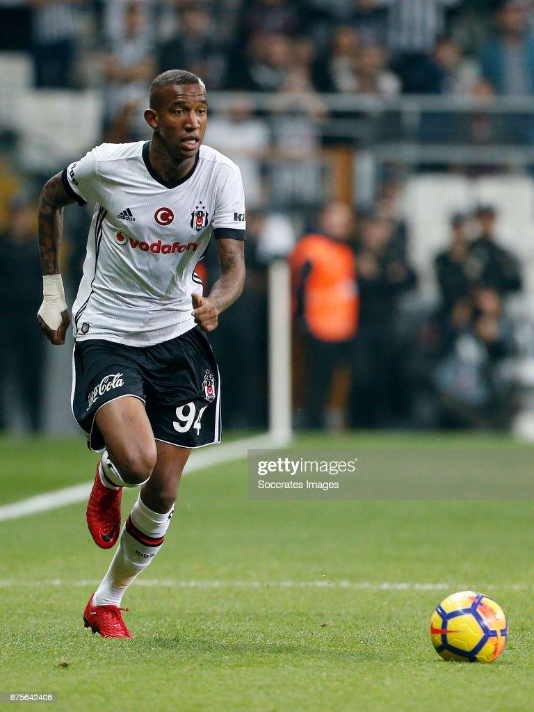 Besiktas v Akhisar Belediyespor - Turkish Super Liga