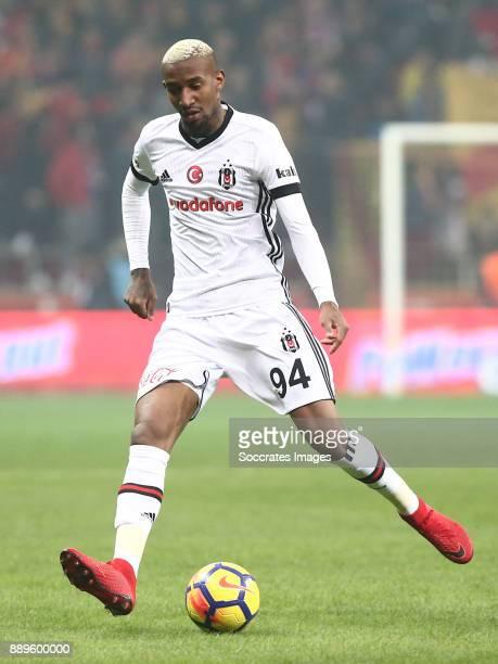 Anderson Talisca of Besiktas during the Turkish Super lig match between Kayserispor v Besiktas at the Kayseri Kadir Hasstadion on December 10 2017 in...