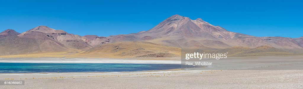 Andes Mountains : Stock Photo