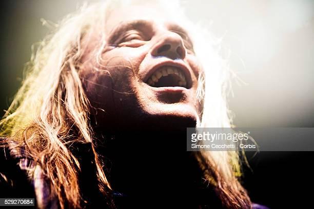 Andi Deris/Helloween perform in Rome