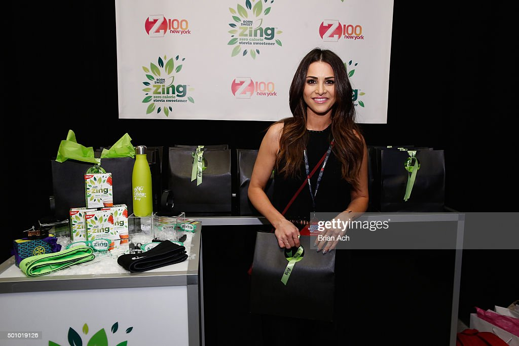 Z100's Jingle Ball 2015 - Z100's Artist Gift Lounge