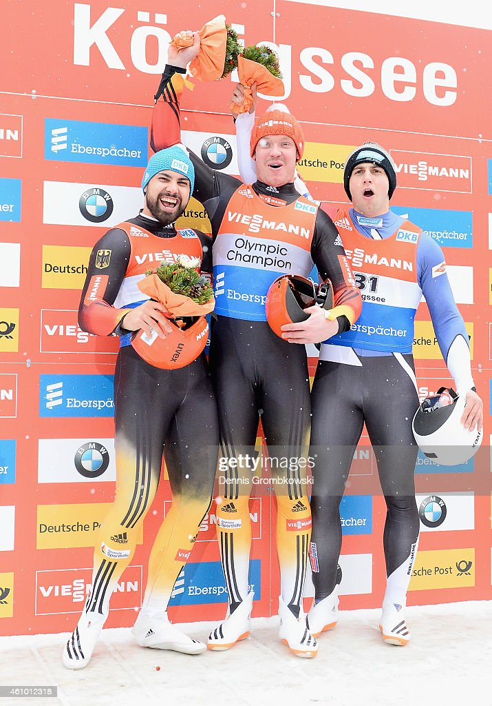 FIL Luge World Cup Koenigssee - Day 2