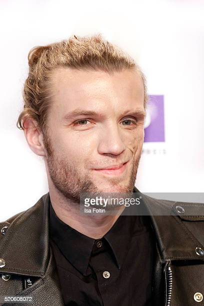 Andi Weizel of the band Frida Gold attends the Echo Award 2016 on April 07 2016 in Berlin Germany