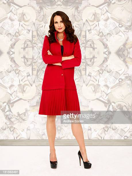 DESIGN Andie MacDowell stars as Grey Chandler Murray on ABC Family's 'Jane By Design'