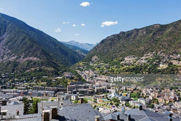 Andorra la Vella - capital of Andorra
