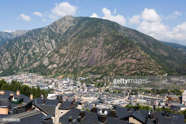 andorra la vella (andorra) - andorra la vella stock photos and pictures